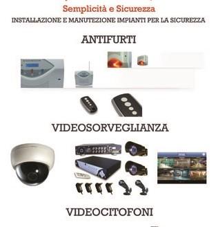 antifurto videosorveglianza